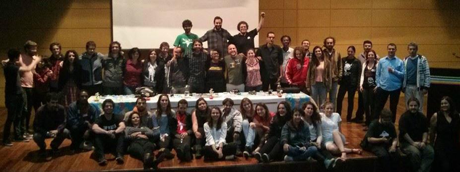 Equipe e parceiros do Lab Cultura Digital
